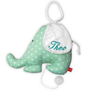 Spieluhr Elefant minot mint – Bild 2