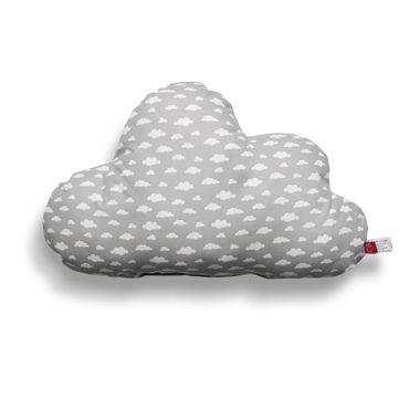 Kissen Wolke ciel gris