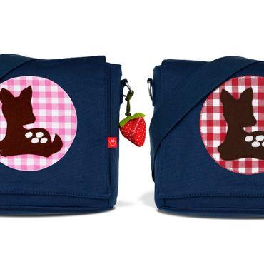 Kindergartentasche Kitz – Bild 1