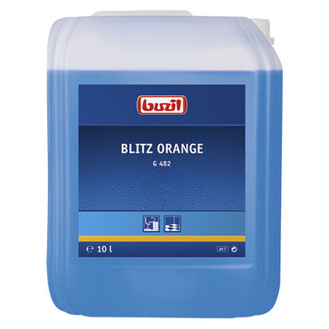 BLITZ ORANGE G482 10L - Neutraler Allesreiniger