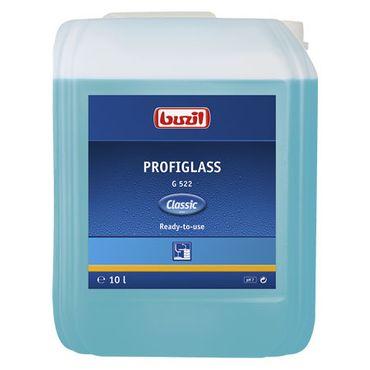 PROFIGLASS G522 10L - Gebrauchsfertiger Glasreiniger