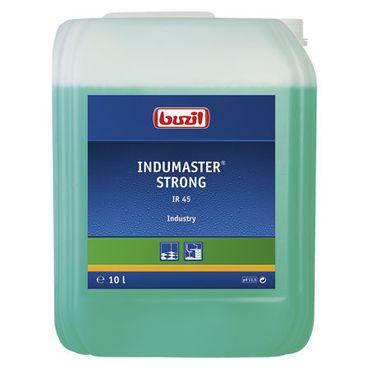 INDUMASTER® STRONG IR45 - Hochalkalischer Schmutzbrecher 10L