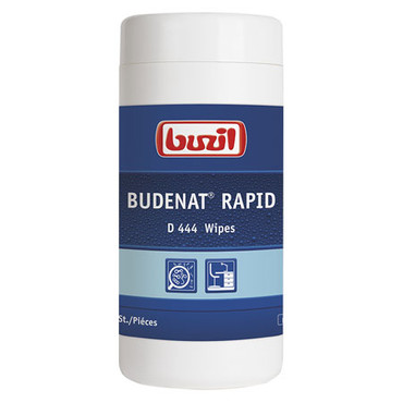 BUDENAT® RAPID WIPES D 444 (Dose)