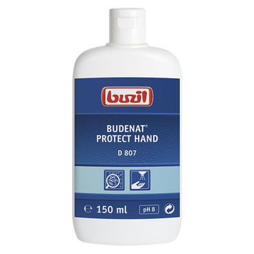 BUDENAT® PROTECT HAND D807 150ml
