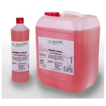 Sanidin viskos Sanitär-Allzweckreiniger 1L