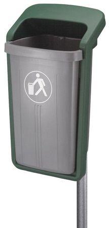 Außenbehälter aus Kunststoff