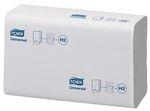 Tork Xpress Universal Papierhandtücher, weiß, 2-lagig, 21x23,5 cm, 20x237 Blatt, H 2