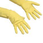 Vileda Handschuhe gelb Gr. 8,5 - 9 (L)