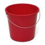 Nölle Haushalteimer 5 Liter, rot