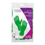 Schutzhandschuhe Nitril, grün