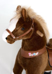 Inline Animals Lucky by PonyCycle  ohne Sound - Modell 2020, Größe M mit Zügel (U424) 002