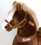 Inline Animals Lucky by PonyCycle - Modell 2020 (U-424-15), Größe M mit Sound-Modul, abnehmbare Decke & Zügel Bild 6