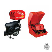 Avatherm Pizza-Transportbox für Roller 110 L