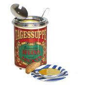 """Neumärker Hot-Pot Suppentopf """"Tagessuppe"""""""