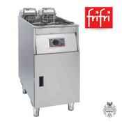 frifri BASIC+411 20,5L 15KW Elektro-Friteuse Edelstahl- Stand- Profi-