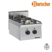 Bartscher Gasherd 600, 2FL