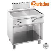 Bartscher Griddleplatte Gas 700,B800, 1/2-1/2
