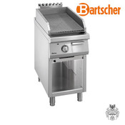 Bartscher Lavasteingrill, Gas, 900, B450, UO