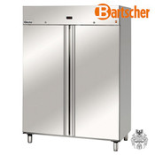 Bartscher Tiefkühlschrank 2/1GN, 1400L, CNS
