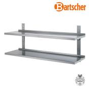 Bartscher Wandbord 1200x355x27, CNS
