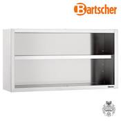 Bartscher Hängeschrank offen 400, B1200