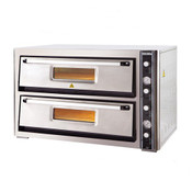 Pizzaofen Elektro 12 kW 2x920 mm