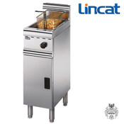 Lincat frifri Gas-Friteuse 12 L 11,4 KW Stand-Fritteuse