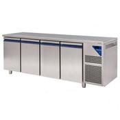 prismafood Kühltisch ECT 704, 630 Liter