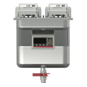 frifri Einbaufritteuse 15 kW Elektro, Vision Einbau 411, 20,5L, Filter