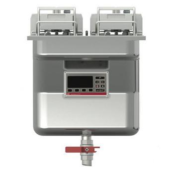 Foto frifri Einbaufritteuse 22 kW Elektro, Vision Einbau 411, 20,5L, Filter 1