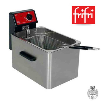 Foto frifri ECO 6 Professional 5L 3,2KW Tisch-Fritteuse  1