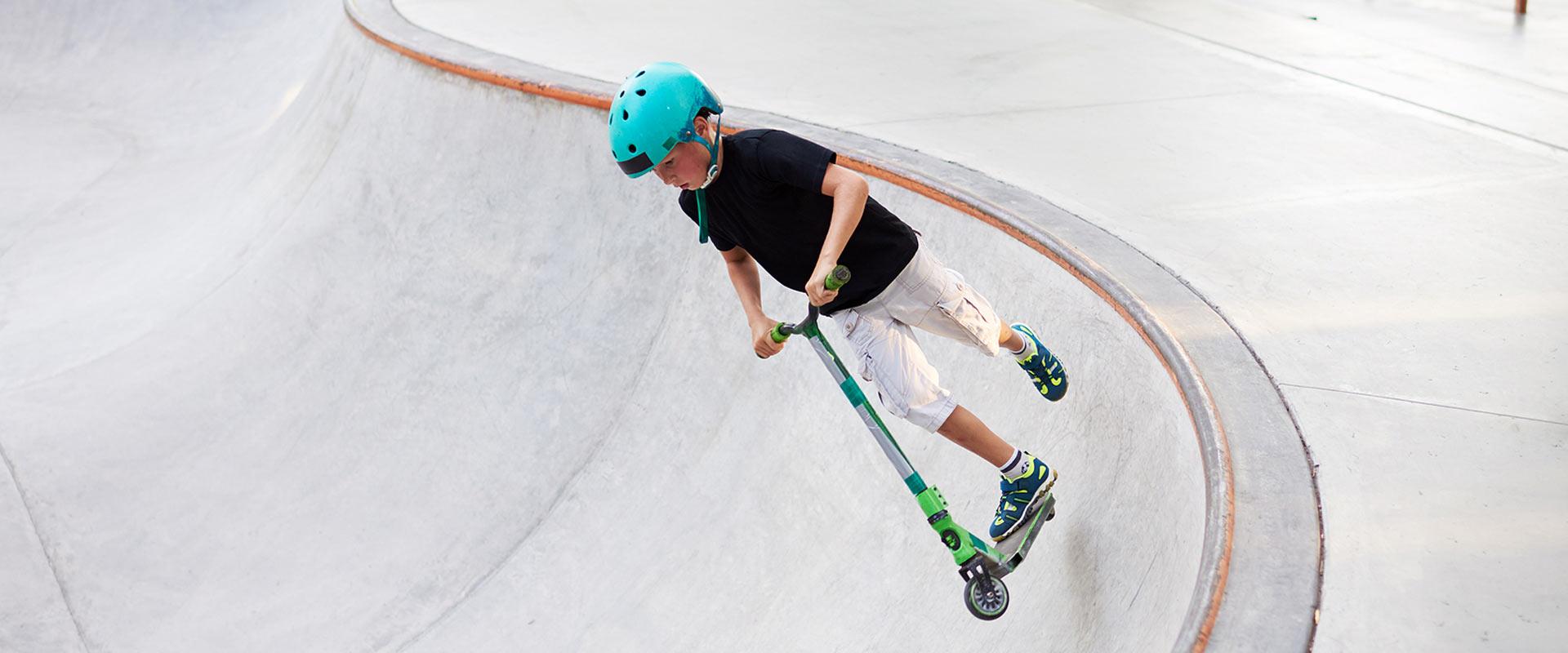 Cox Swain Stunt Scooter