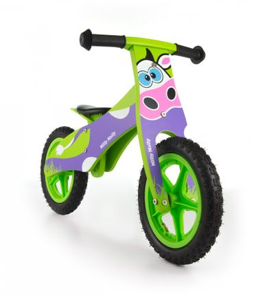 12 inch Wooden best kids balance bike, Training Bike - wheels incl. tires, 9 different designs – image 8