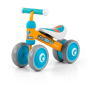 Very light (2 kg) and mobile Micro Riding Toys with 6 inch wheels in 5 designs: pushcar children's car bobbycar, approriate for children 18 months and up – image 5