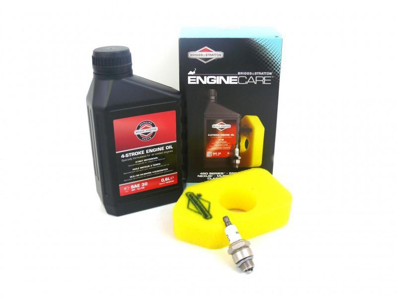 Wartungs Set Service Kit für Briggs /& Stratton Motor 650E Series