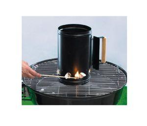landmann 0131 anz ndkamin charcoal starter bbq 4 u. Black Bedroom Furniture Sets. Home Design Ideas
