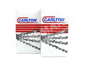 2x CARLTON Sägekette 35 cm für MAKITA Elektrosäge UC3501A