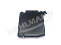 Abdeckung Riemenscheibe für DOLMAR Rasentraktor TM-102.18 H