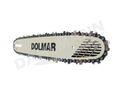 DOLMAR Schwert 35 cm + 2 Sägeketten für DOLMAR ES-2136 TLC