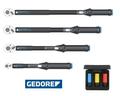 GEDORE Drehmomentschlüssel Torcoflex 1/4  3/8  1/2  1/2  lang Steckschlüsselsatz