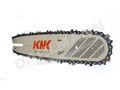 Führungsschiene Schwert 325  45 cm + 4 Sägeketten für HUSQVARNA 254 XP