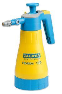 GLORIA Drucksprühgerät Hobby 125 mit 360° Sprühfunktion