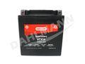 Batterie Starterbatterie 12 Volt 14 Ah für HUSQVARNA Rasentraktor TC 238