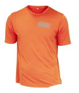 OREGON Cooldry® atmungsaktives T-Shirt leuchtorange