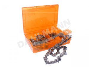 3x Sägekette Ersatzkette 35 cm 1,3 mm für STIHL 018 MS 180