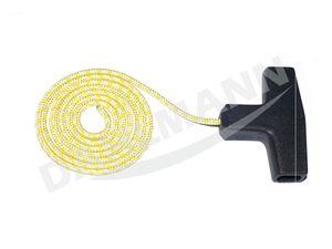 Starterseil mit Griff 3,0 mm für STIHL Laubsauger SH 55