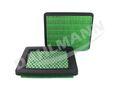2x Luftfilter für HONDA Rasenmäher HRB 425