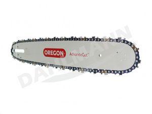 OREGON Schwert 35 cm + 4 Sägeketten für STIHL 021 MS 210