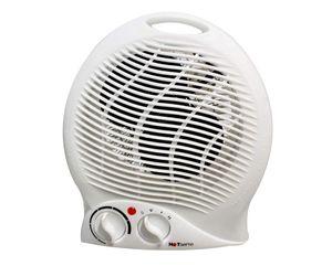 DESKI HOT Serie Heizlüfter Ventilator 2000 Watt Weiss