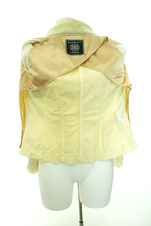 BLONDE No.8 Blazer Gr DE 36 Damen Jacke Cord Casual Jacket